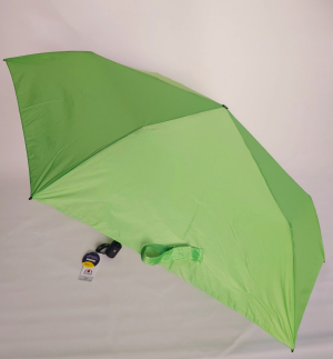 NOUVEAU : le Zero Magic à 176 g mini parapluie PLUME vert anis pliant open-close Doppler, le + léger et solide