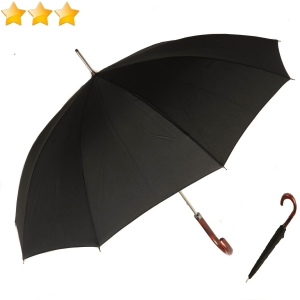 Knirps Parapluie automatique /à pois pour femme